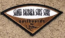 New listing New Santa Barbara Surfshop Sirfboards By Yater Patch Surfer Surfing Brown