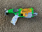 DINOBOTS Robot Blaster Stegosaurus RARE Dino King Newisland Green