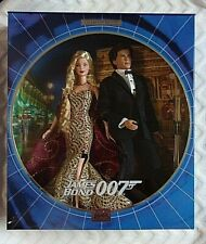 Barbie & Ken James Bond 007 Collector Edition GIFTSET Pop Culture COLLECTION