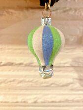 "Patricia Breen Hot Air Balloon Miniature ""Petite Balon"" Milaeger's Exclusive"
