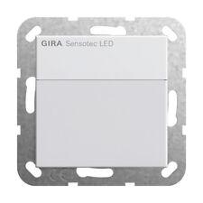 Gira 236803 Sensotec LED mit Fernbedienung System 55 Reinweiß glänzend