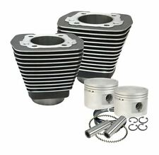S&S 3-1/2″ CYLINDER & PISTON KIT HARLEY 84-99 EVO  STOCK & PERFORMANCE HEADS BLK