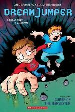 SDCC 2017 Dream Jumper Book 2: Curse of the Harvester by Greg Grunberg