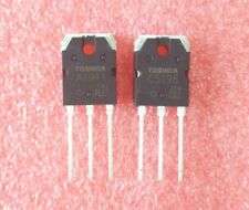 1Pair(2pcs) ORIGINAL New 2SA1941 + 2SC5198 TOSHIBA Transistor A1941 + C5198