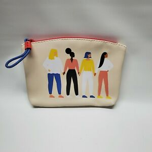 """Ipsy Cosmetic Bag March 2021 NEW (Bag Only) - """"Confidence Comes from Within"""""""