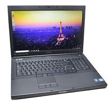 Dell Precision M6700 CAD Ordinateur Portable: Core i7, Quadro K4000M, 480 Go, TVA, garantie