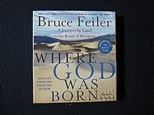 Where God Was Born CD: A Journey by Land to the Roots of Religion [Audio CD] [..