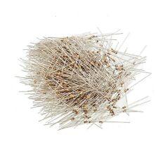 500PCS 100 Ohms 0.25W 1/4W 5% Carbon Film Resistors Resistance NEW