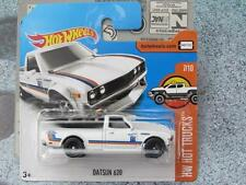 Hot Wheels 2017 #181/365 DATSUN 620 white HW Hot Trucks