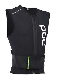 POC Spine VPD 2.0 Vest black L regular fit, for Cycling or snow