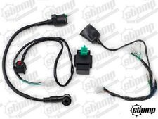 Stomp Pit Bike Ignition Kit Coil CDI Killswitch Loom Z140 SS120 electrics DemonX