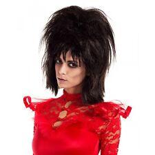 Lydia Deetz Costume Wig Adult Beetlejuice Halloween Fancy Dress