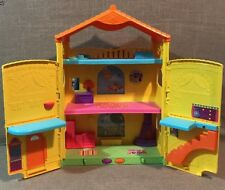 Fisher Price Dora the Explorer Window Surprise Dollhouse