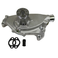 For BBC Chevy 396 427 454 Short Water Pump High Volume Polished