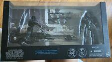 "Star Wars The Black Series Imperial Shadow Squadron 6"" NIB Sealed Exclusive"