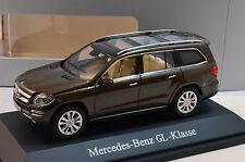 Norev Mercedes GL-Class X166 brown metallic 1:43