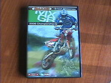 MAXXIS 2006 BRITISH MX MOTOCROSS ACU CHAMPIONSHIP OFFICAL SEASON DVD REVIEW NEW