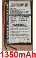 Batterie 1350mAh type IA1XA27F1 Pour Palm Tungsten T5