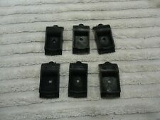 1978-1988 MONTE CARLO  REGAL,,GRAND PRIX CUTLASS SIDE HEADLINER  MOLDING CLIPS #