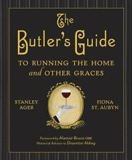 New ListingThe Butler's Guide to Running the Home and Other Graces