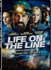 NEW DVD-  LIFE on the LINE - John Travolta, Kate Bosworth, Sharon Stone