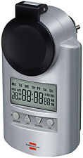 Brennenstuhl Primera-Line Digitale Wochenzeitschaltuhr DT IP44 1507490