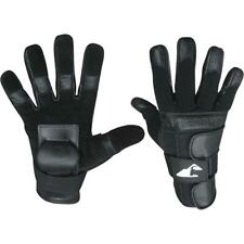 Hillbilly Dirt Gear Hillbilly Full Finger Wrist Guard Gloves Size: Medium Black