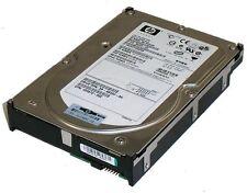 36,4GB HP BF0368A4CA Wide Ultra320 SCSI 80PIN Festplate generalüberholt