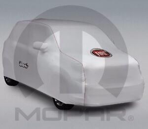 14-2020 Fiat 500L New Full Vehicle Cover with Fiat Logo Mopar Factory Oem