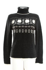 Marc O'Polo Pullover Gr. M Wolle-Angora Pulli Strick Sweater Jumper