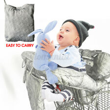 Kid Baby Child Shopping Trolley Cart Cover Seat High Chair Protective Pad C
