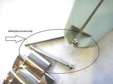 8 20 54 modelos: 7500, 7502 y 7514 Oris BC3 20mm Acero Pulsera de enlace//Pin-REF