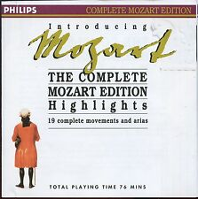 The Complete Mozart Edition Highlights