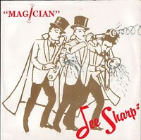 "DEE SHARP magician take ya time RCA 339 uk rca 1983 7"" PS EX/VG+"