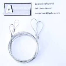 Garador cables wires C type side extension spring garage doors 1999-2002
