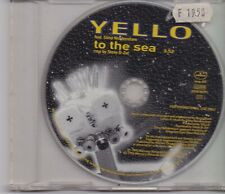 YELLO-To The Sea Promo cd single