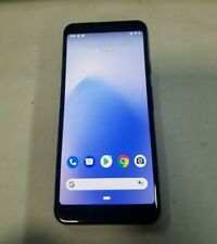 Google Pixel 3A 64GB - Black- Verizon- Fully Functional