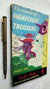 DANIELE VARE THE MAKER OF HEAVENLY TROUSER 1ST/1 1948 LIKELY UNREAD IN JACKET !!