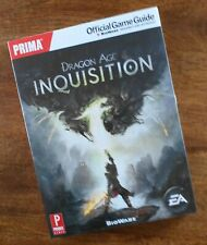 Dragon Age Inquisition: Prima Official Game Guide Softback – 21 Nov. 2014 - NEW