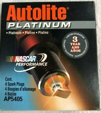 Spark Plug-Platinum Autolite AP5405 Box Of (4) Spark Plugs