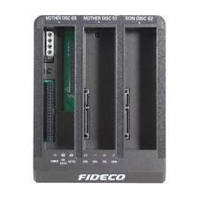FIDECO 2.5/3.5Inch USB3.0 HDD Docking IDE+SATA HDD Offline Copy