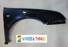 *** VW Bora 1999-2006 O/S Driver Wing NEW PAINTED LC5F BLUE GRAPHITE 24/48 hr