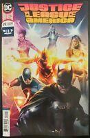JUSTICE LEAGUE of AMERICA #29b (2018 DC Universe Comics) VF/NM Book