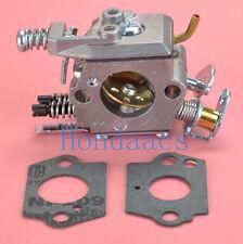 WT 834 Walbro Carburetor 4 Husqvara / Poulan 545013503 2750 2900 3050 W/ gasket