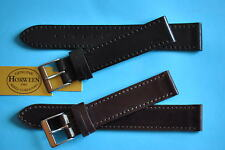 Cordovan Shell Band 2. Wahl Horween 17,18,19,20mm schwarz braun Made in Germany
