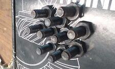 CHEVROLET TRUCK CHEVY GMC 10 BOLT 8.5  8.6 REAR DIFFERENTIAL LEFT THREADED BOLTS