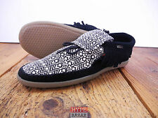Vans Mohikan Shoes Woman Scarpe Black-White Taglia: US W 7 UE 37,5 Off The Wall