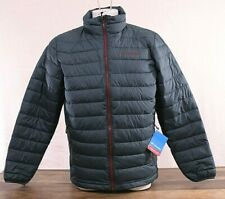 NWT Columbia Oyanta Trail Thermal Coil Insulated Jacket Mystery Blue Mens MEDIUM