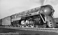New York Central Steam Train 5454 J-3 photo Railroad  20th Century Limited
