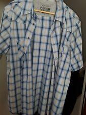 Short sleeved shirt size xxl